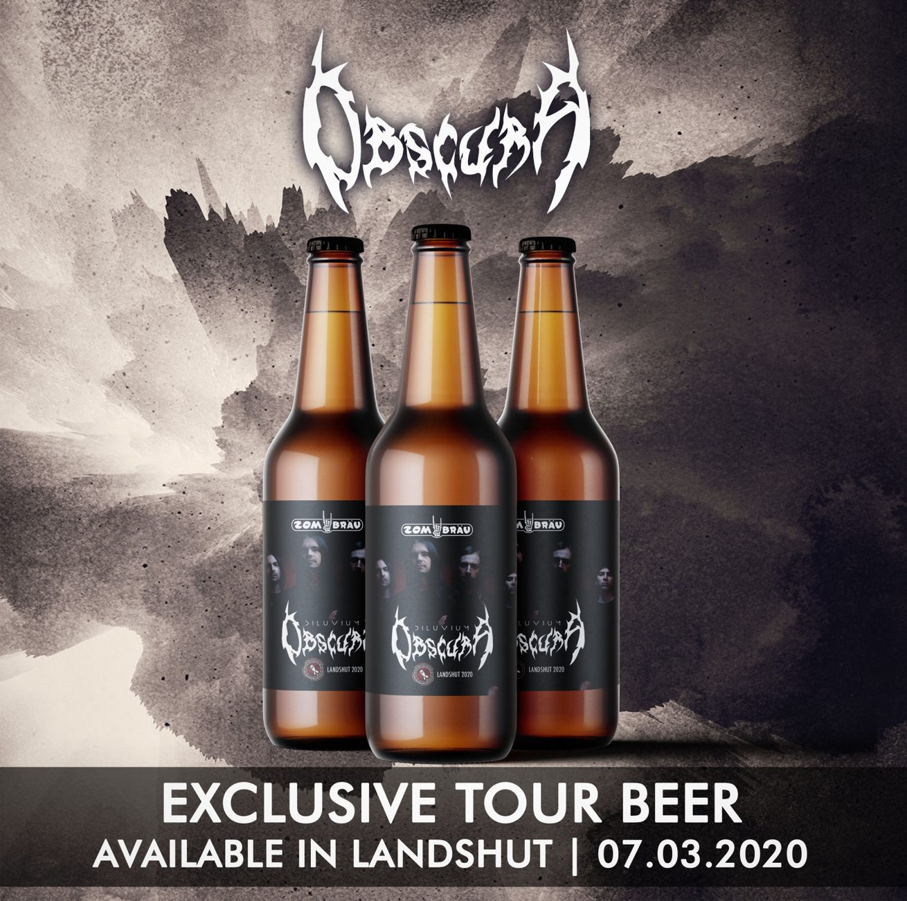 Obscura | Exclusive Tour Beer