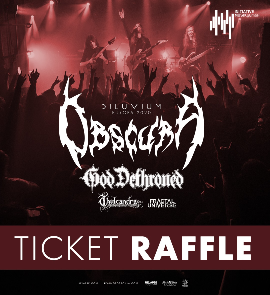 Obscura | Ticket Raffle