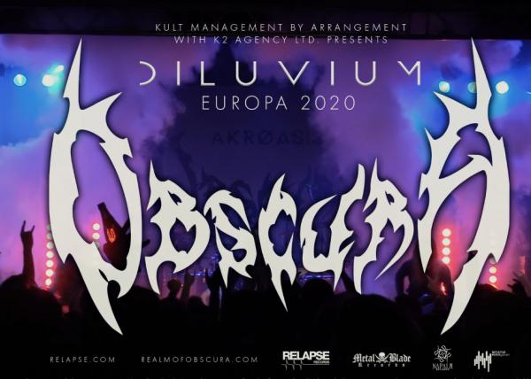 Diluvium Europa 2020 Trailer