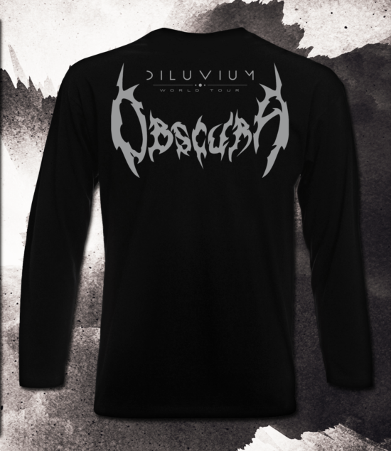 Diluvium | World Tour LS Back