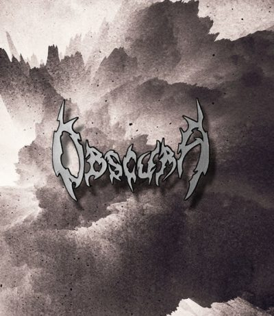 Obscura | Logo Big Patch