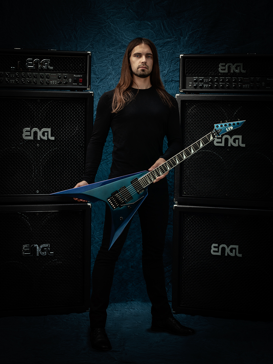 OBSCURA | Steffen Kummerer ESP LTD Arrow