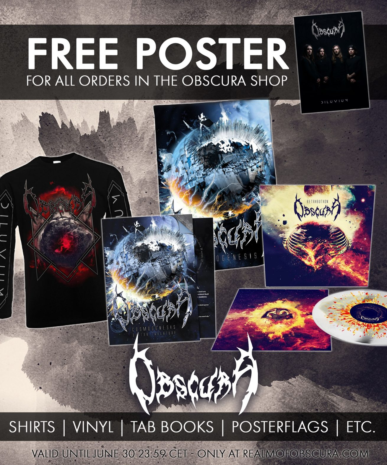 Obscura | Free Poster