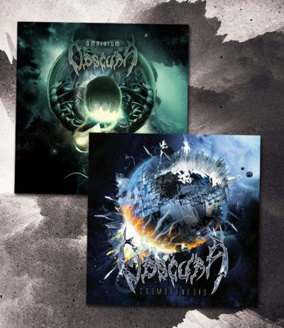 Obscura | Cosmogenesis Omnivium CD Bundle