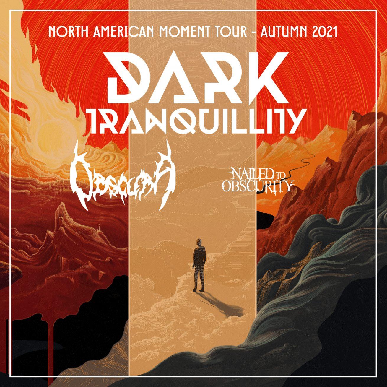 Obscura | North American Moment Tour 2021