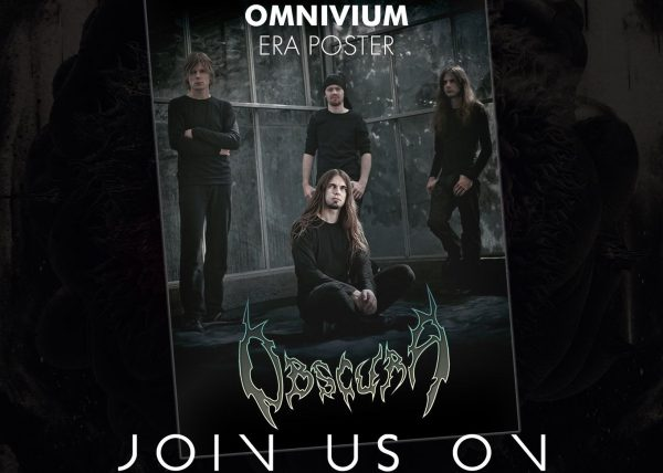 Obscura | Omnivium Band Poster 2021