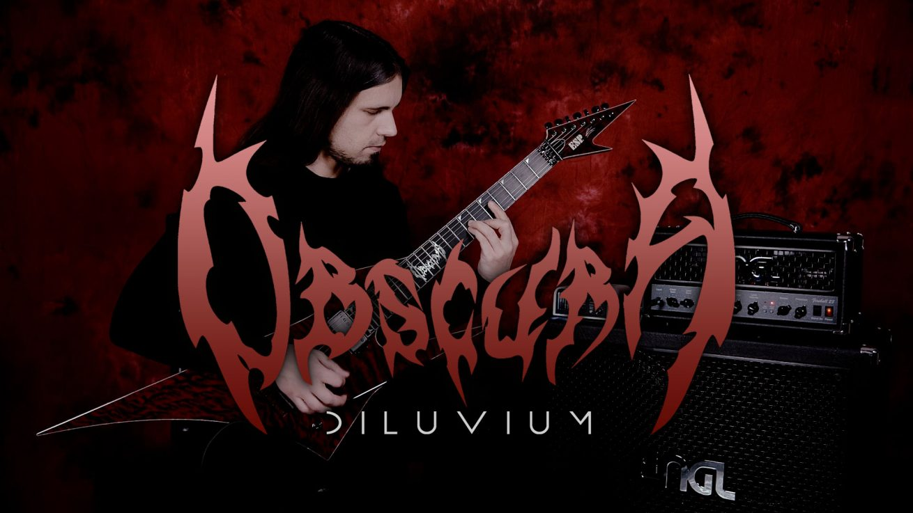 Obscura | Convergence Guitar Playthrough