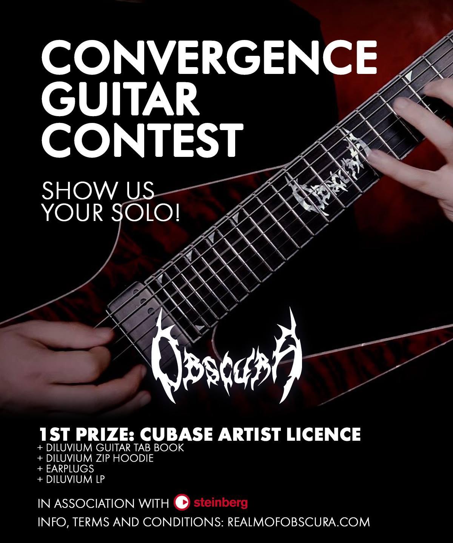 Obscura | Guitar Contest 2021