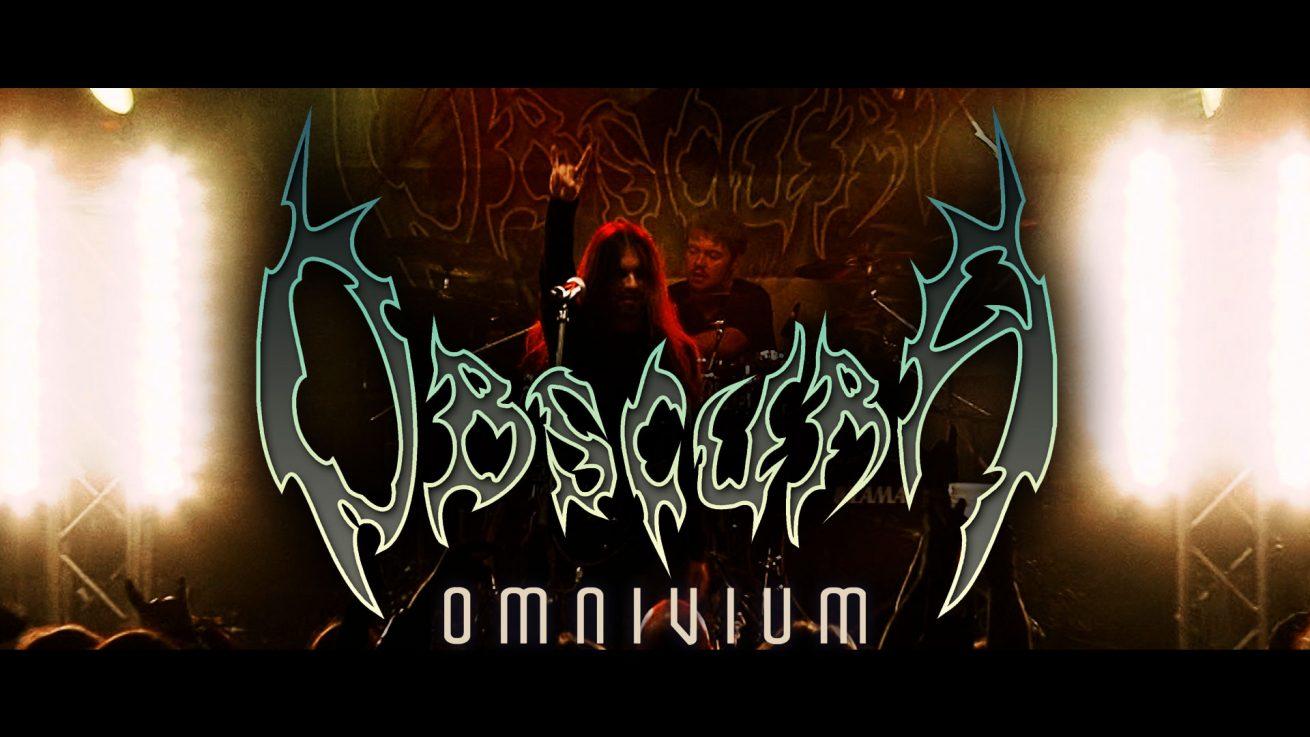 OBSCURA | Vortex Omnivium Live